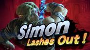 Splash art Simon Ultimate