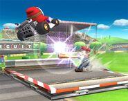 Circuit Mario Brawl 5