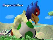 Félicitations Falco Melee All-Star