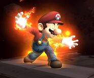 Mario Smash final Brawl 2