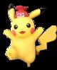 Art Pikachu femelle Ultimate