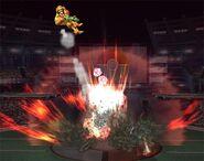 Ike Smash final Brawl 6