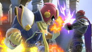 Profil Captain Falcon Ultimate 4
