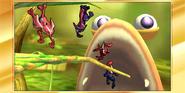Félicitations Amphinobi 3DS All-Star