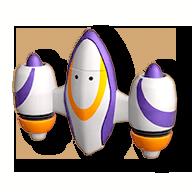 Ceinture-fusée