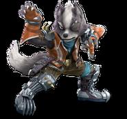 Art Wolf orange Ultimate
