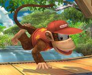 Diddy Kong Profil Brawl 2