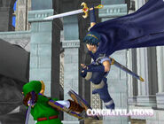 Félicitations Marth Melee Aventure