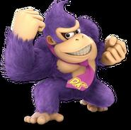 Art Donkey Kong bleu Ultimate