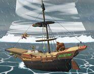 Vaisseau pirate Brawl 6