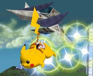 Pikachu Melee Profil 3