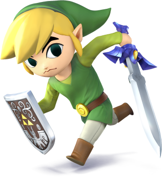 Link Cartoon (3DS / Wii U)