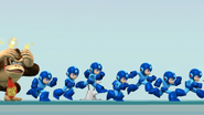 Félicitations Mega Man U All-Star