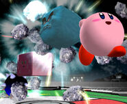 Kirby Melee Profil 3