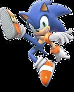 Art Sonic orange Ultimate