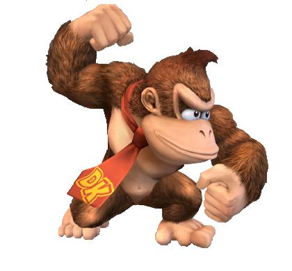 Donkey Kong (Brawl)
