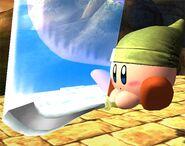 Kirby attaques Brawl 5