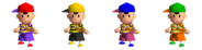 Couleurs Ness 64