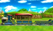 Locomotive des dieux SSB3DS