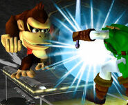 Donkey Kong Melee Profil 3