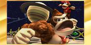 Félicitations Donkey Kong 3DS Classique