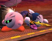 Kirby attaques Brawl 17