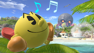 Félicitations Pac-Man Ultimate