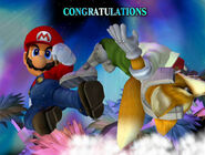 Félicitations Mario Melee All-Star