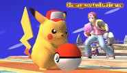 Félicitations Pikachu Brawl All-Star