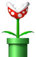 PlantePiranha NSMB