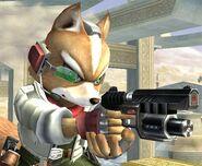 Fox attaques Brawl 3