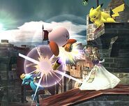 Samus Smash final Brawl 5