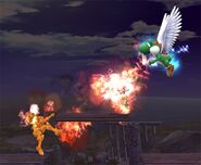 Yoshi Smash final Brawl 3