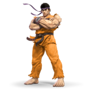 Art Ryu orange Ultimate