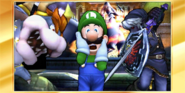 Félicitations Luigi 3DS Classique