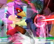 Falco Melee Profil 3