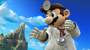 Dr Mario SSB4 Profil 1