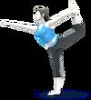 Entraîneuse Wii Fit SSB4.png