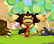 Donkey Kong Melee Profil 6