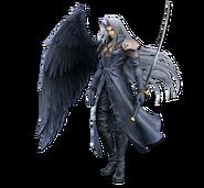 Art Sephiroth bleu Ultimate