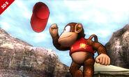 Diddy Kong SSB4 Profil 9