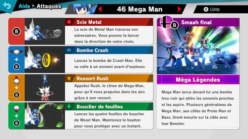 Attaques Mega Man Ultimate.jpg