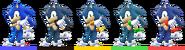 Couleurs Sonic Brawl