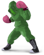 Art Litlle Mac vert Ultimate