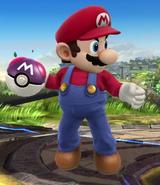 Mario Master Ball