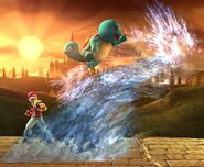 Dresseur de Pokémon attaques Brawl 6