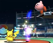 Dresseur de Pokémon attaques Brawl 3
