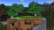 Monde Minecraft Forêt Ultimate