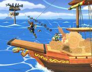 Vaisseau pirate Brawl 4