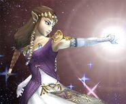 Zelda Profil Brawl 2